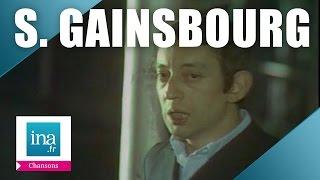"""Serge Gainsbourg """"Sous le soleil exactement""""   Archive INA"""