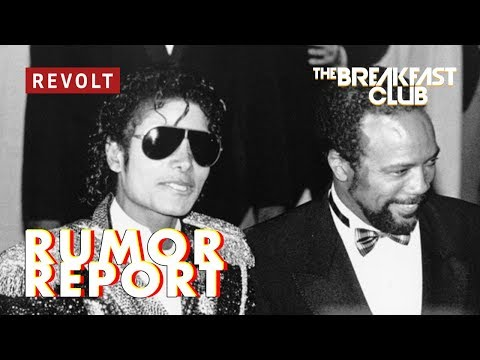 Quincy Jones talks Michael Jackson, Bill Cosby & more in Vulture Interview | Rumor Report
