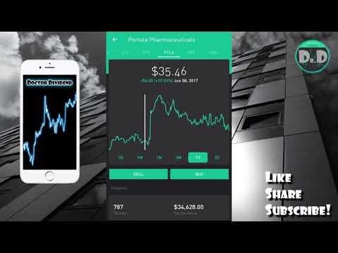 DANGER of Biotech INVESTING! | Robinhood APP Stock Market Investing!