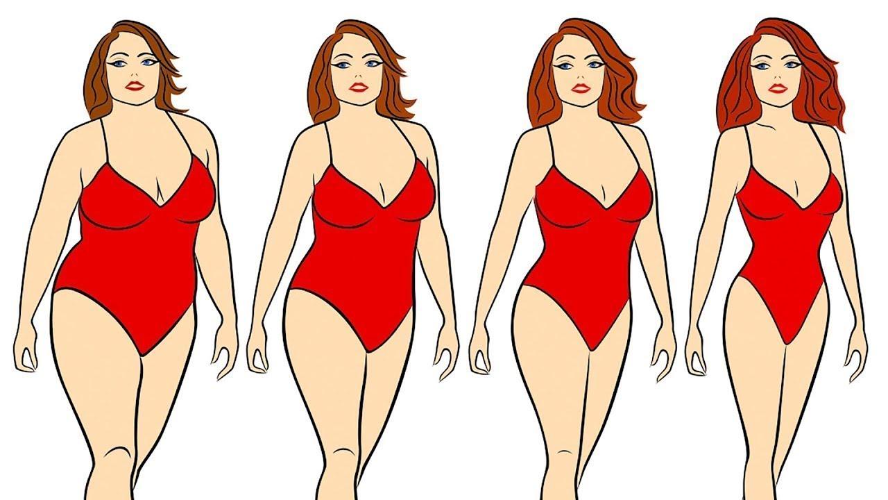 Maneras de bajar de peso naturalmente be