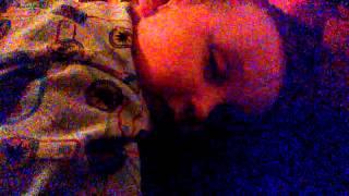 Ржач попытка разбудить сына