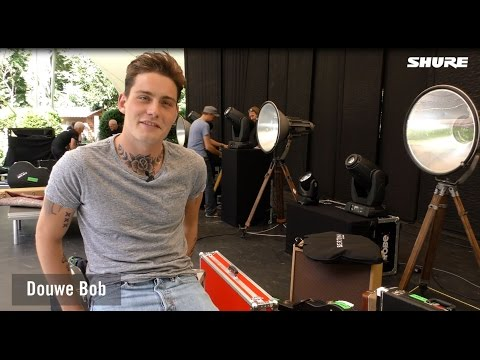 Shure Interview: Douwe Bob