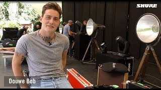 Shure Interview: Douwe Bob