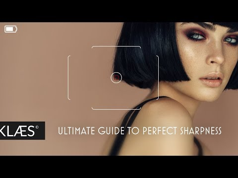 Ultimate photography guide to sharpness/focus perfection! English subs!