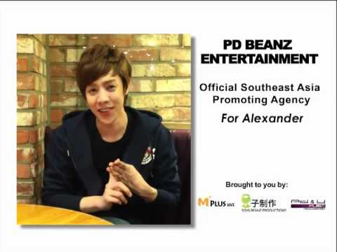 PD Beanz - The Official Southeast Asia Promoting Agency for Alexander