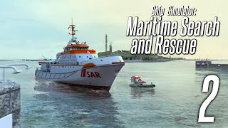 #2 - Свидетель || Ship Simulator: Maritime Search And Rescue