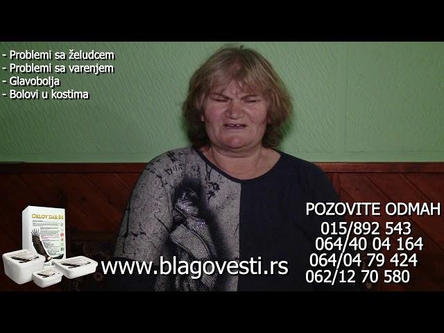 Orlov dar - preporuka - Miroslava Milošević