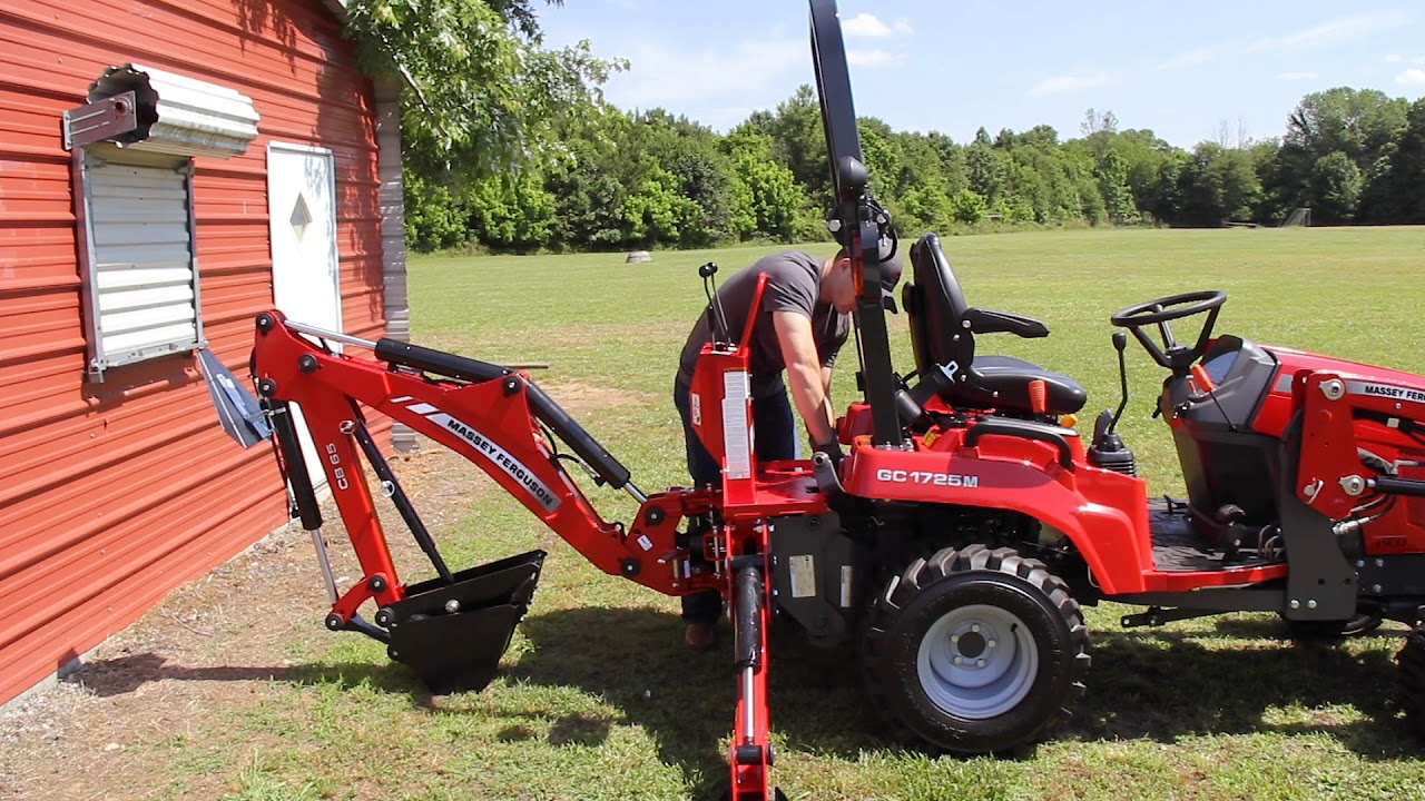 Sub-Compact Tractor Inventory 22-25 HP • Prospect Implement