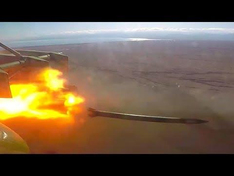 Вертолеты Ми-8 наносят