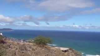 Hawaii Hike Fun ✔ OTA - Diamond Head Hike 2 ★HD★
