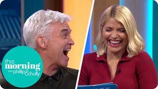 A Giggly Return of Guess the Gadget | This Morning