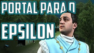 MISTÉRIOS DO GTA - O PORTAL PARA O EPSILON