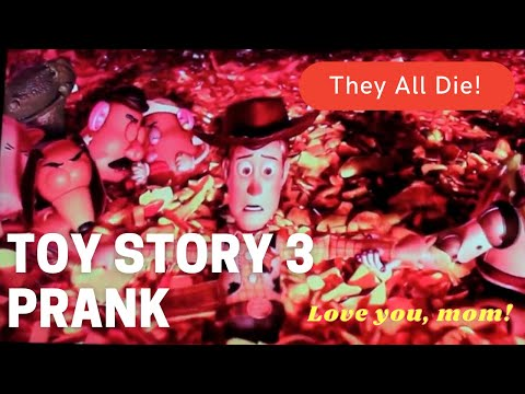 toy story 3 prank Mp3