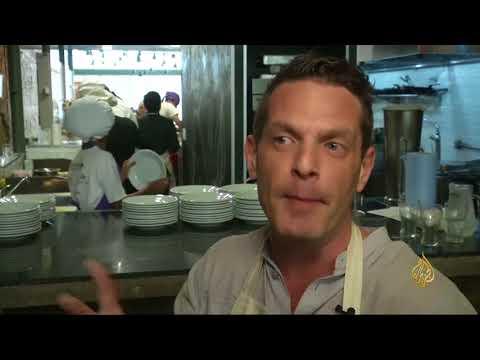 هذا الصباح- مطعم يخصص وجباته للمشردين بريو دي جانيرو  - 12:22-2017 / 11 / 10