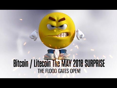 Bitcoin / Litecoin THE MAY 2018 SURPRISE!  (Bo Polny)