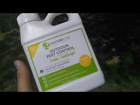 Natural Tick Control | Cedar Oil and Diatomaceous Earth (DE)