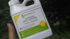 Natural Tick Control | Cedar Oil and Diatomaceous Earth (DE)