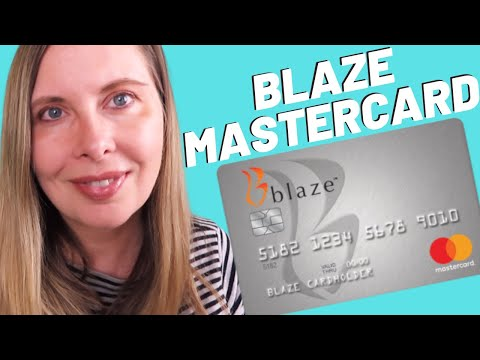 Blaze MasterCard 2020 Fair Credit Card Review + 4 Other Credit Cards To Get With Average Credit