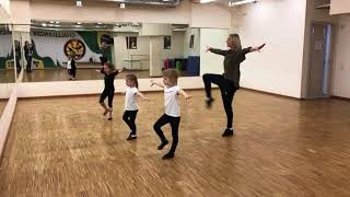 Акробатический рок-н-ролл у детей до 6 лет (1)