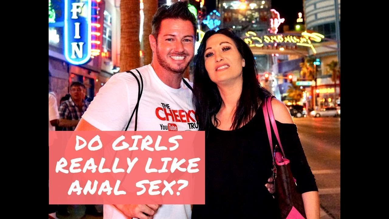 Girls enjoy anal really