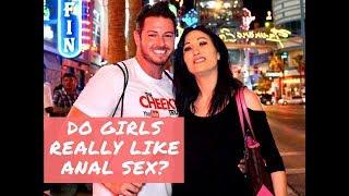 GIRLS LIKE ANAL SEX?
