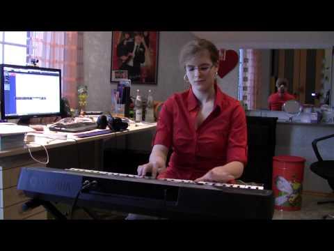 Happy Birthday To You - Klavier Cover