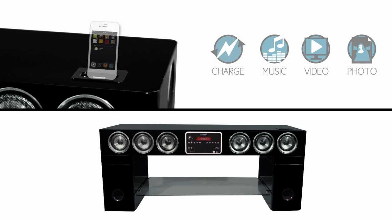 Meuble home cinema - Meuble tv home cinema ...