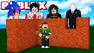 BUILD TO SURVIVE ROBLOX SIMULATOR MONSTERS
