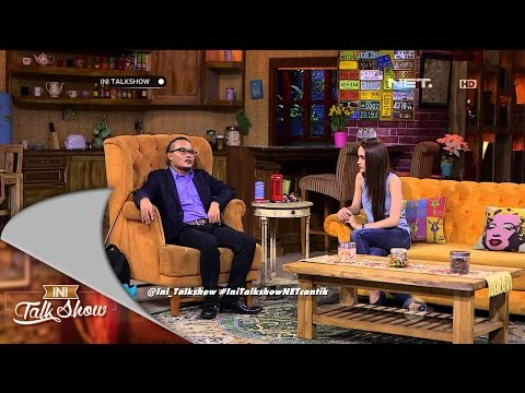 Ini Talk Show 10 Januari 2015 Part 1/4 - Cinta Laura, Gracia Indri dan Maria Selena