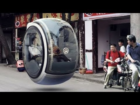 10 Most Unusual Vehicles