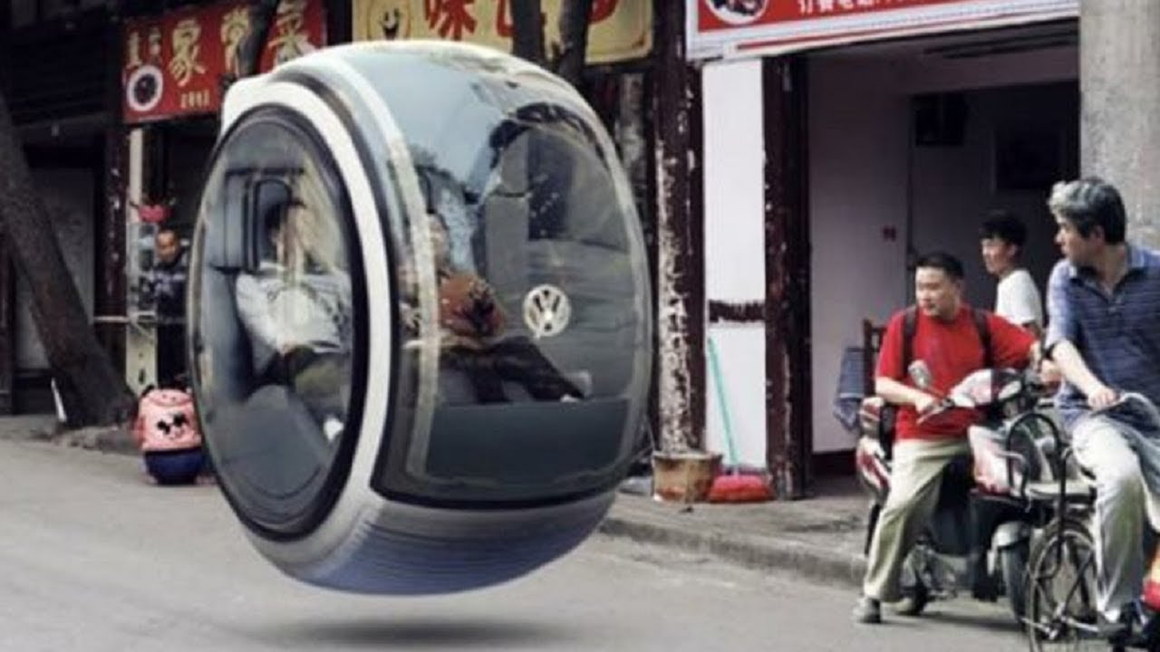 10 Most Unusual Vehicles - YouTube