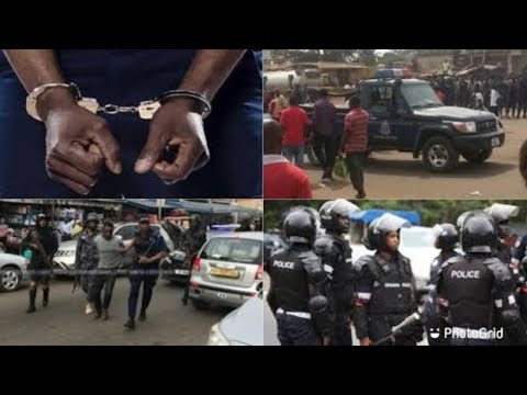 BREAKING NEWS! NDC MEMBERS GOT ARRESTED IN KUMASI OVER ....& MORE NEWS