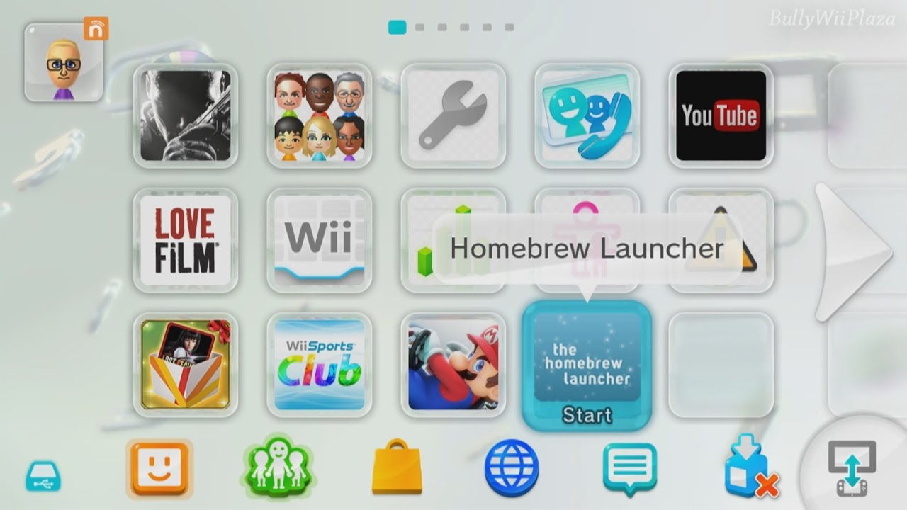 Wii U] Installing The Homebrew Launcher Channel Tutorial - YouTube