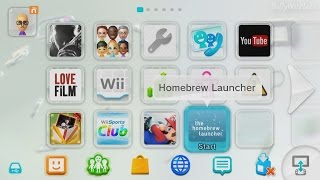 [Wii U] Installing The Homebrew Launcher Channel Tutorial