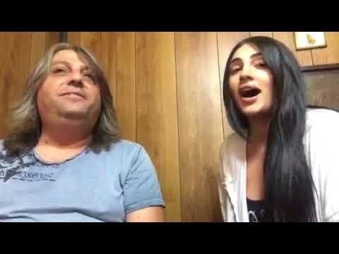 Sarina Cross ft Sergio Sageri - Yerevan / Երևան  (Քեզ բարի լույս)
