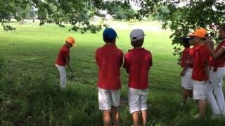 "Golf is FUN! Inter-club U10 Mionnay/ Bourg en Bresse - Moment ""clutch"""