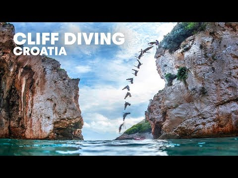 orlando-duque's-croatian-cliff-diving-expedition