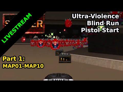 Doom II: Sunder - Part 1: MAP01-MAP?? (Ultra-Violence 100%)