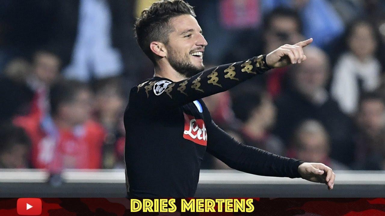 S S C Napoli: Dries Mertens S.S.C. Napoli 2016/2017 Skills Goals 4K