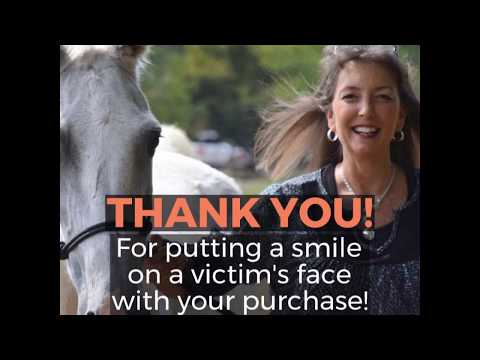 To support Stolen Horse International always shop at smile amazon com
