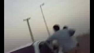accidente curva de la muerte(1ra parte)