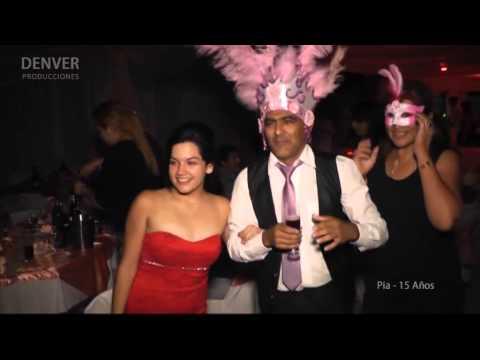 Pia Luna - 15 Años - Denver Producciones - 03876 15668778