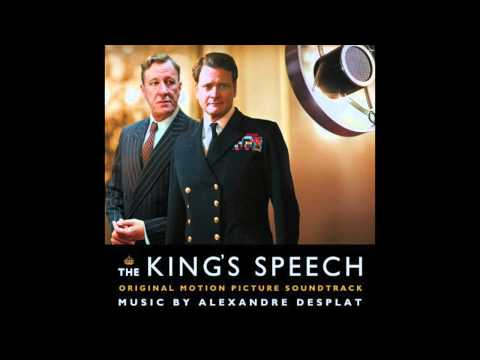 The King's Speech OST - Track 10. The Reahearsal