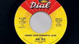 Joe Tex - Under Your Powerful Love - Modern Soul Classics