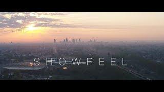 Dron SHOWREEL / Warszawa / DJI Phantom 4 PRO