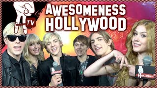 Ross Lynch at Radio Disney's Next Big Thing Concert! - Awesomeness Hollywood