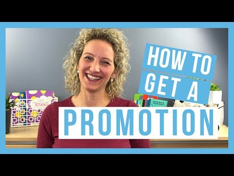 How To Get Promoted At Work (Fast)