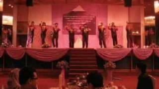 Mega On Stage - Jingkling Nona (Hotel Dinner)