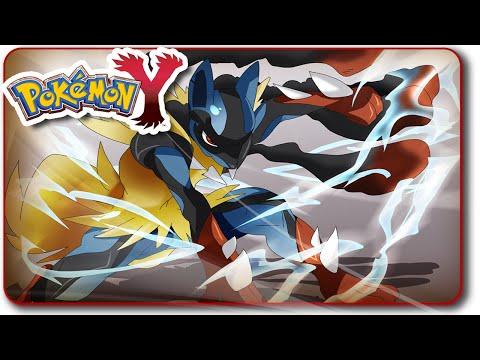 Pokemon X Y #14 ☯ MEGA EVOLUÇÃO