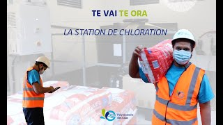 TE VAI TE ORA : La station de chloration